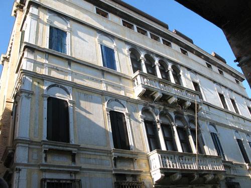 Istituto comprensivo statale san girolamo venezia for Scuola sansovino venezia